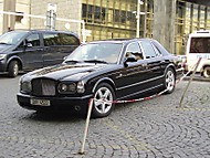 Bentley Arnage (Přemysl)