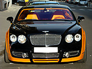 Bentley Continental GT Mansory GT63 (Allure)