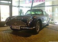 Aston Martin DB6 Superleggera (lazlo02)