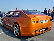 škoda rapid VR6 alias Rabbit (GTR z)