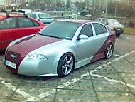 Facelift tuzing :D (Audijan)