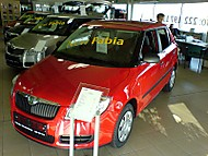 4x New Fabia (Switch007)