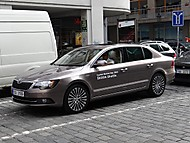 Škoda Superb facelift (Přemysl)