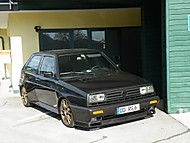 VW Golf mk2 Rally (tuner-xxx)