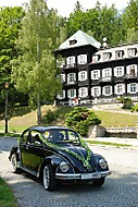 Old Wedding Beetle (AudiS5)