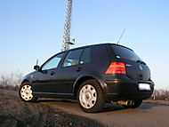 VW Golf IV 1.6 (Ivorry)