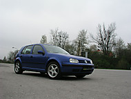 VW Golf IV 1.6 - 2. Golf do firmy (Ivorry)