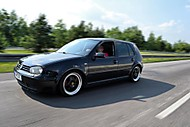 VW GOLF IV. 1.9TDI, low ride (HUMMER..)