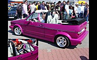 Pink Golf for girls ... (trajet02)