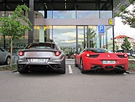 FF vs. 458 Italia (marecekdesign)