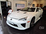 Lexus LFA video (Cossie670)