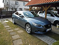 Mazda 6 2.0i 165 PS Revolution (samper)