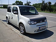 NISSAN CUBE (HUMMER..)