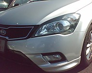 Facelifted Kia Cee'd 2009 - front grill (LukaZ55)
