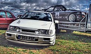 Ford Sierra Cosworth MKI vs Ford Sierra MKII (Mike88)