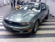 Ford Mustang (honzaa11)
