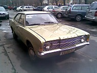 Ford Cortina (hoskin)