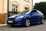 Ford Focus ST (metaljohn)