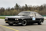 Ford Capri (metaljohn)