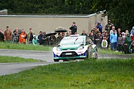 Atmosféra na Barum rally (Cj)