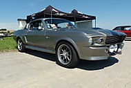 Ford Shelby Mustang GT500 Eleanor 1967 (BlueDragonFS)