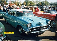 Bel Air ´57 (baboon)