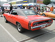 Charger '68 (bambuss)