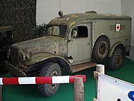 Dodge WC 54 Ambulance (koba)