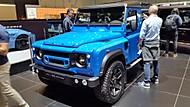 KAHN Land Rover Defender IMS Ženeva 2017 (badzo)