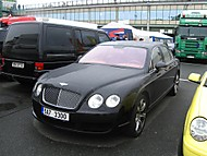 Bentley Continental Flying Spur (jirka_brno)