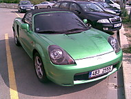 Toyota MR2 (hoskin)