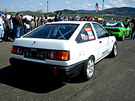 .:Toyota  Corolla AE86 Levin:. (H and H)