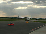 FollowMe & Antonov 225 (JanQ)
