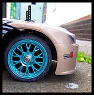RC  Nissan Skyline GT-R (Bondy.)