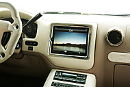 Ford Expedition s iPad (San Sebastian)
