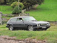 1979 Reliant Scimitar GTE (SE6a) (Kingfisher)