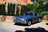 Aston Martin DB4 Superleggera (R.EE)