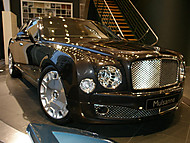 BENTLEY MULSANNE (Genetic)