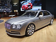 Bentley Flying Spur (Přemysl)