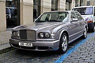 Bentley Arnage T (azarro)