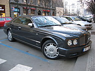 Bentley Brooklands (marecekdesign)