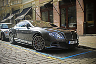 Bentley Continental GT Speed (kysky)