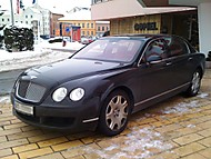 Bentley Flying Spur (kysky)