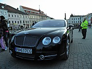 BENTLEY Continental (HUMMER.)