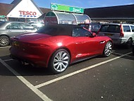 F-type roadster (R.EE)