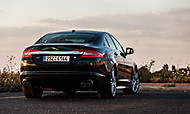 Jaguar XFR (endless)