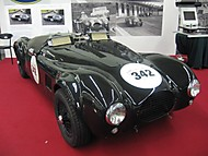 Jaguar C-type (xjr99)