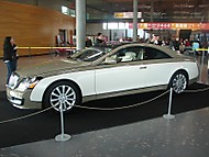 Maybach 57S Coupe (Přemysl)