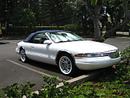 1997 Lincoln Mark VIII Convertible (San Sebastian)