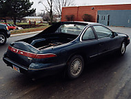 1997 Lincoln Mark VIII Pickup (igorcas)